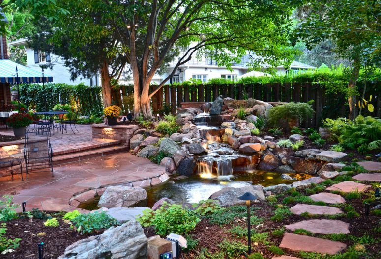 How To Create The Perfect Garden Area
